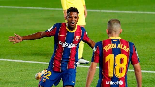 Barcelona vs Villarreal - Extended Highlights