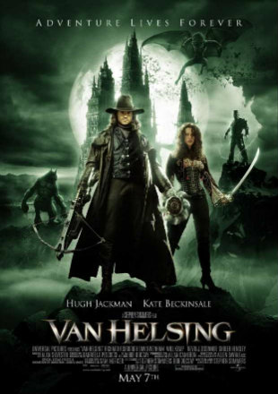 Van Helsing 2004 BRRip 720p Dual Audio In Hindi English