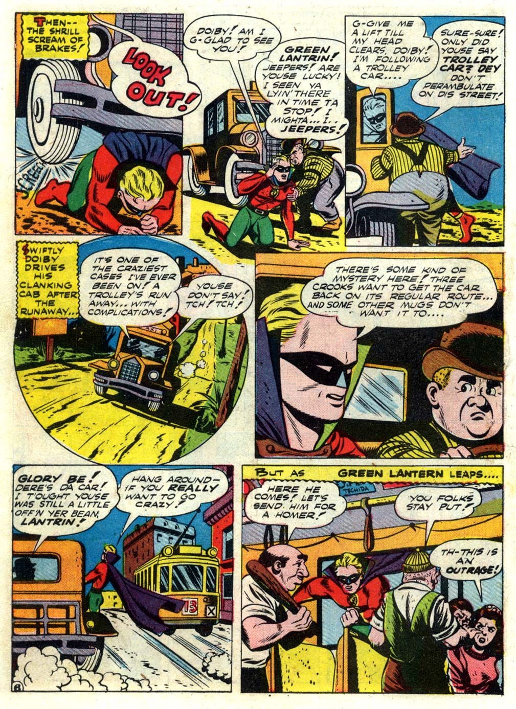 Read online All-American Comics (1939) comic -  Issue #55 - 8