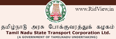 TNSTC Bus Online Ticket Booking