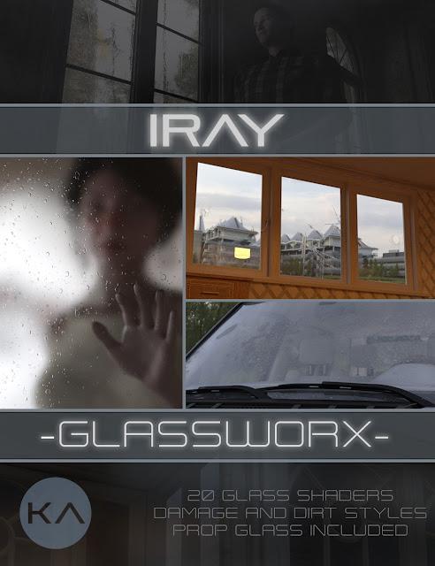 Iray Glassworx