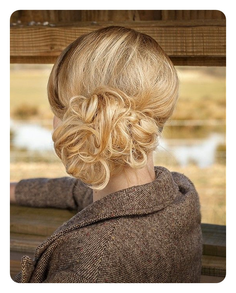 low bun, updo, prom 2016 2017 hairstyle