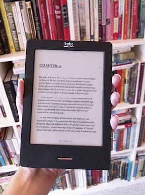 beli, ebook, ebook reader, ereader, jual, kobo touch, pembaca ebook