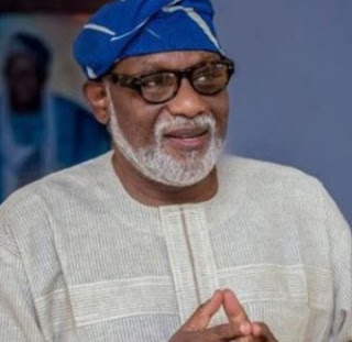 'Cannabis cultivation is not legal in Ondo State yet' - Governor Akeredolu explains