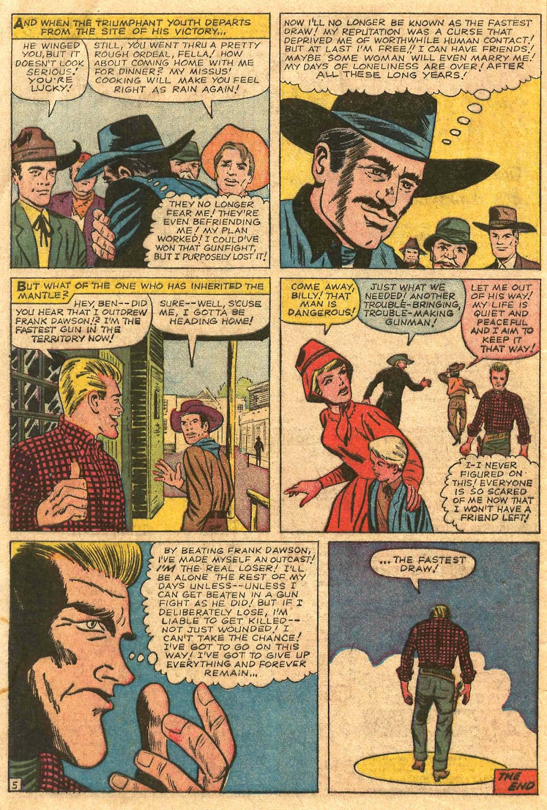 The Rawhide Kid (1955) issue 41 - Page 32