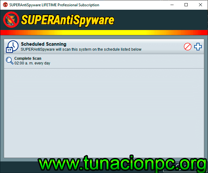 Descargar SUPERAntiSpyware Professional Gratis