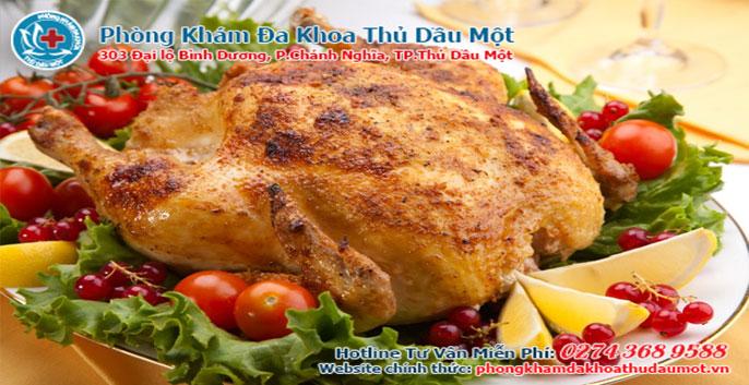 Ăn thịt gà giúp gì cho chúng ta?