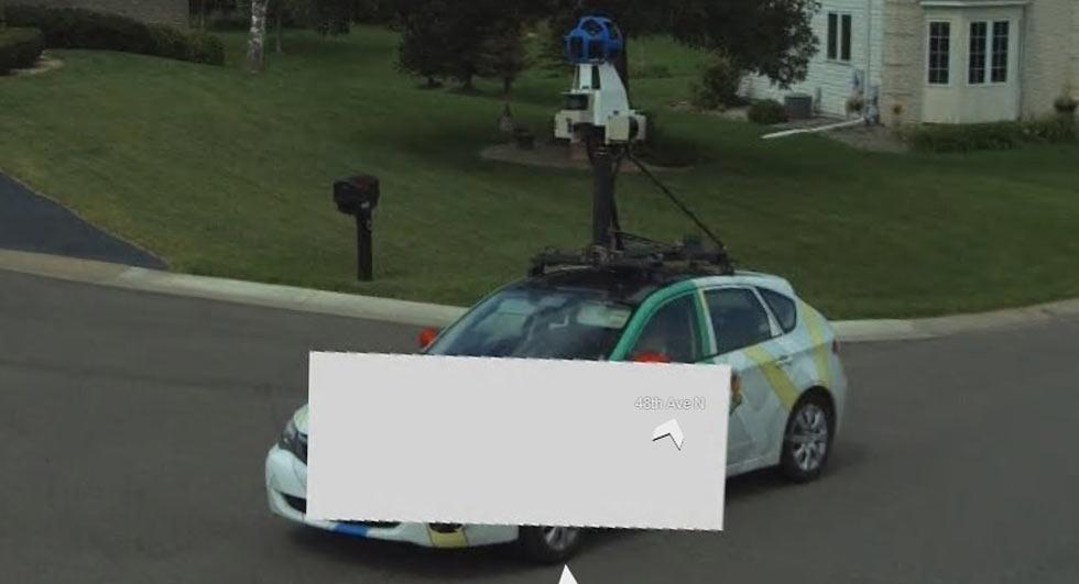 Bing Attempts Jedi Mind Trick Makes Google Street View Vehicle
