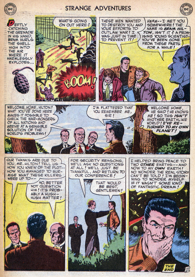 Strange Adventures (1950) issue 10 - Page 24