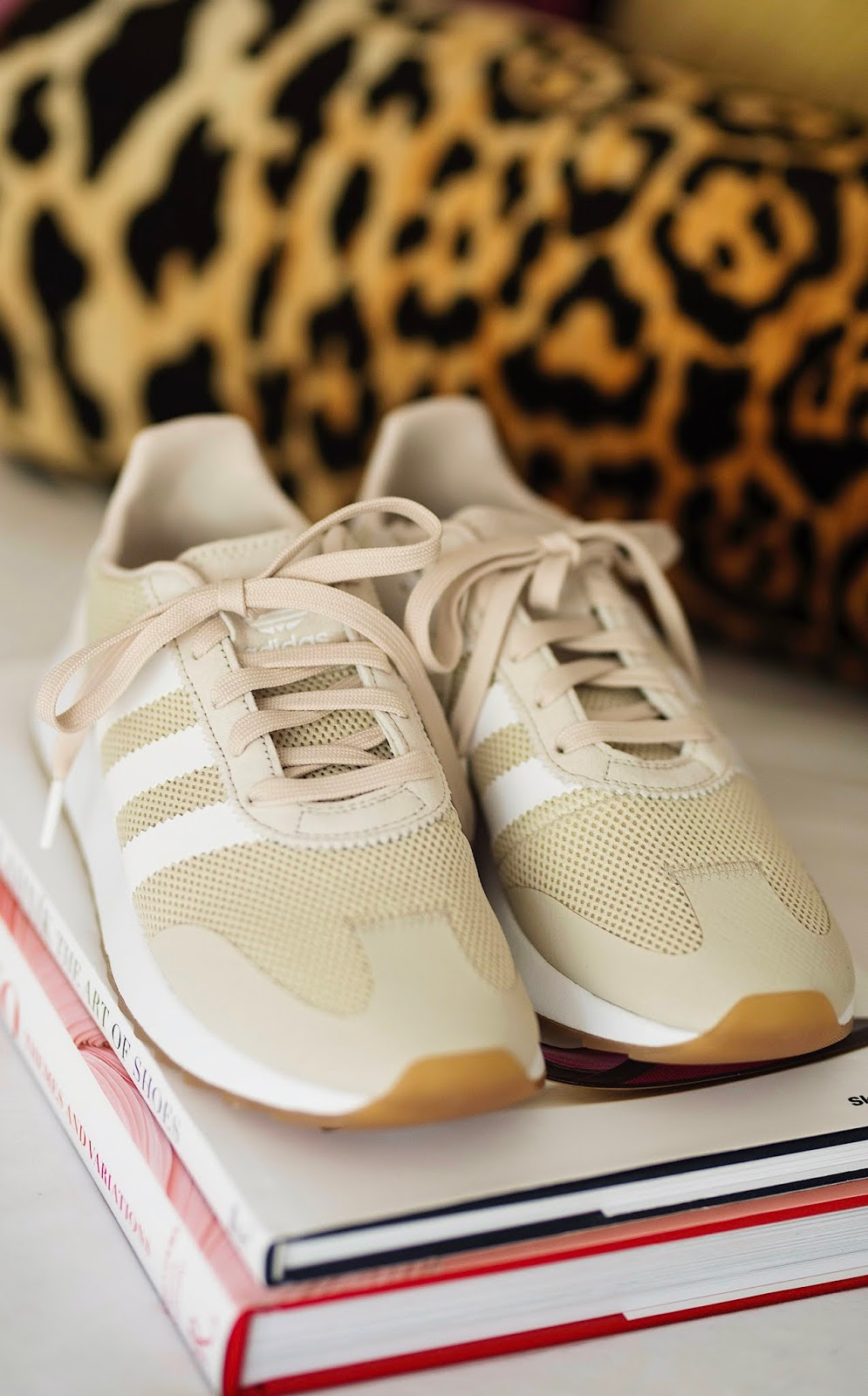 Adidas Flashback Sneaker - Something Delightful Blog
