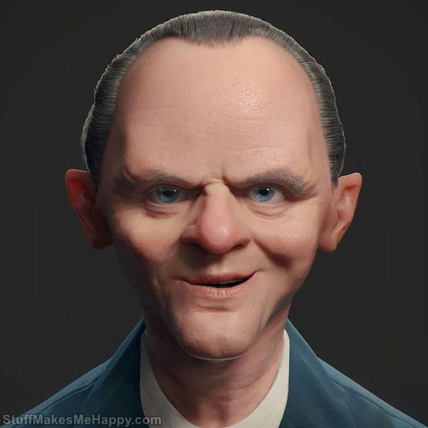 8. Hannibal Lecter, Hannibal