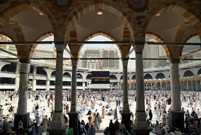alhamdulillah, Haji tahun ini lancar dan indah,