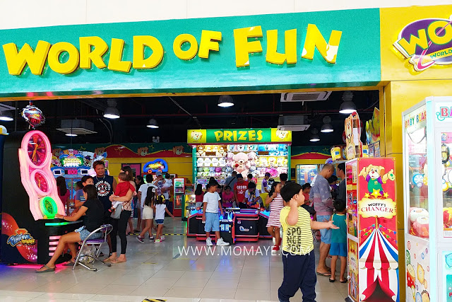 world of fun, Sunday's best, Family, family day