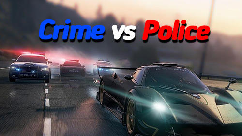 Crime vs police Shooting car racing 3D