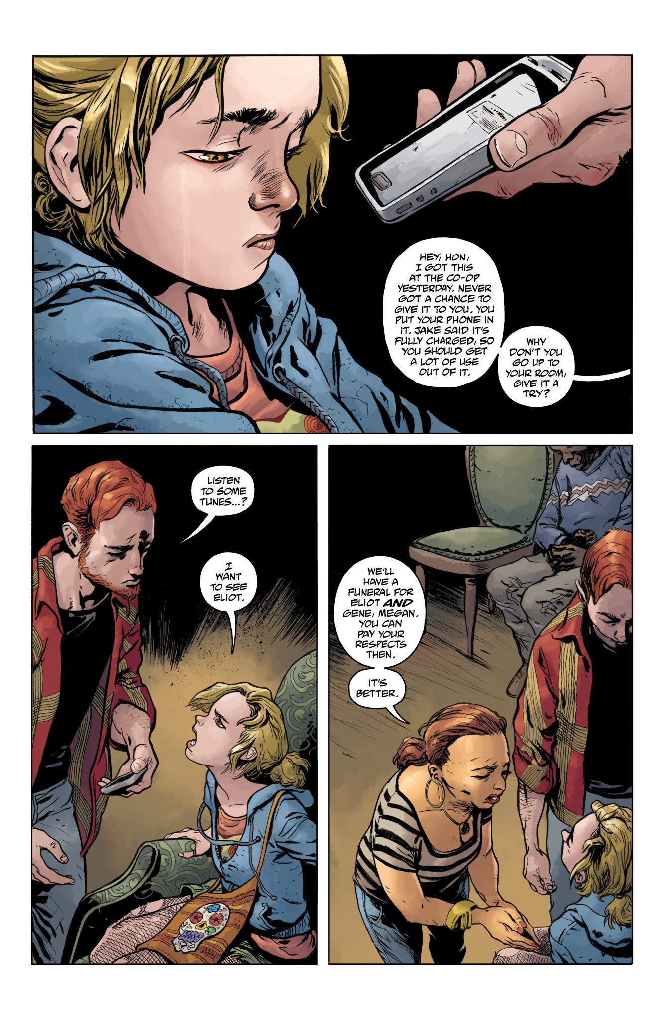 Read online Abe Sapien comic -  Issue #20 - 3