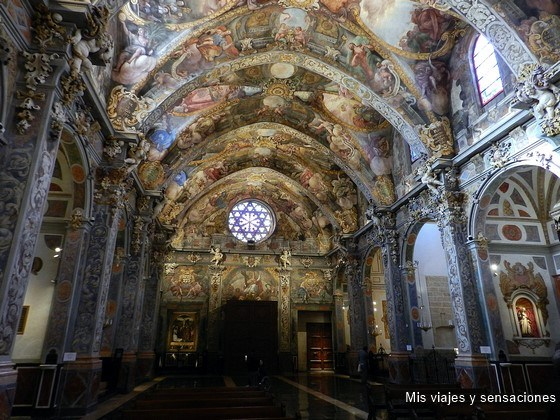Frescos de la iglesia de San Nicolás, Valencia