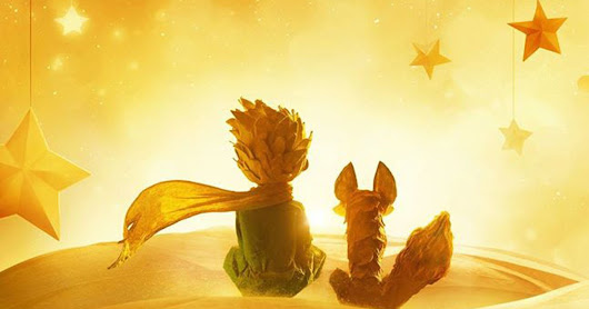 Reading Period 24: April 21-27: The Little Prince