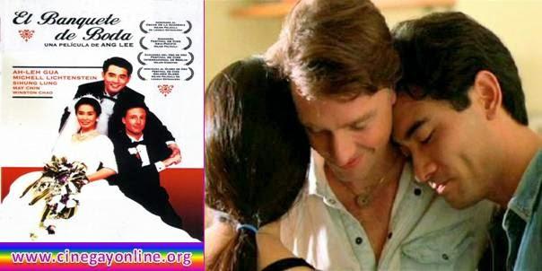 El banquete de boda, película