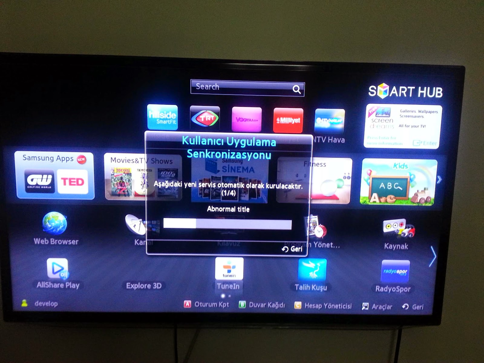 Vpn samsung smart tv free