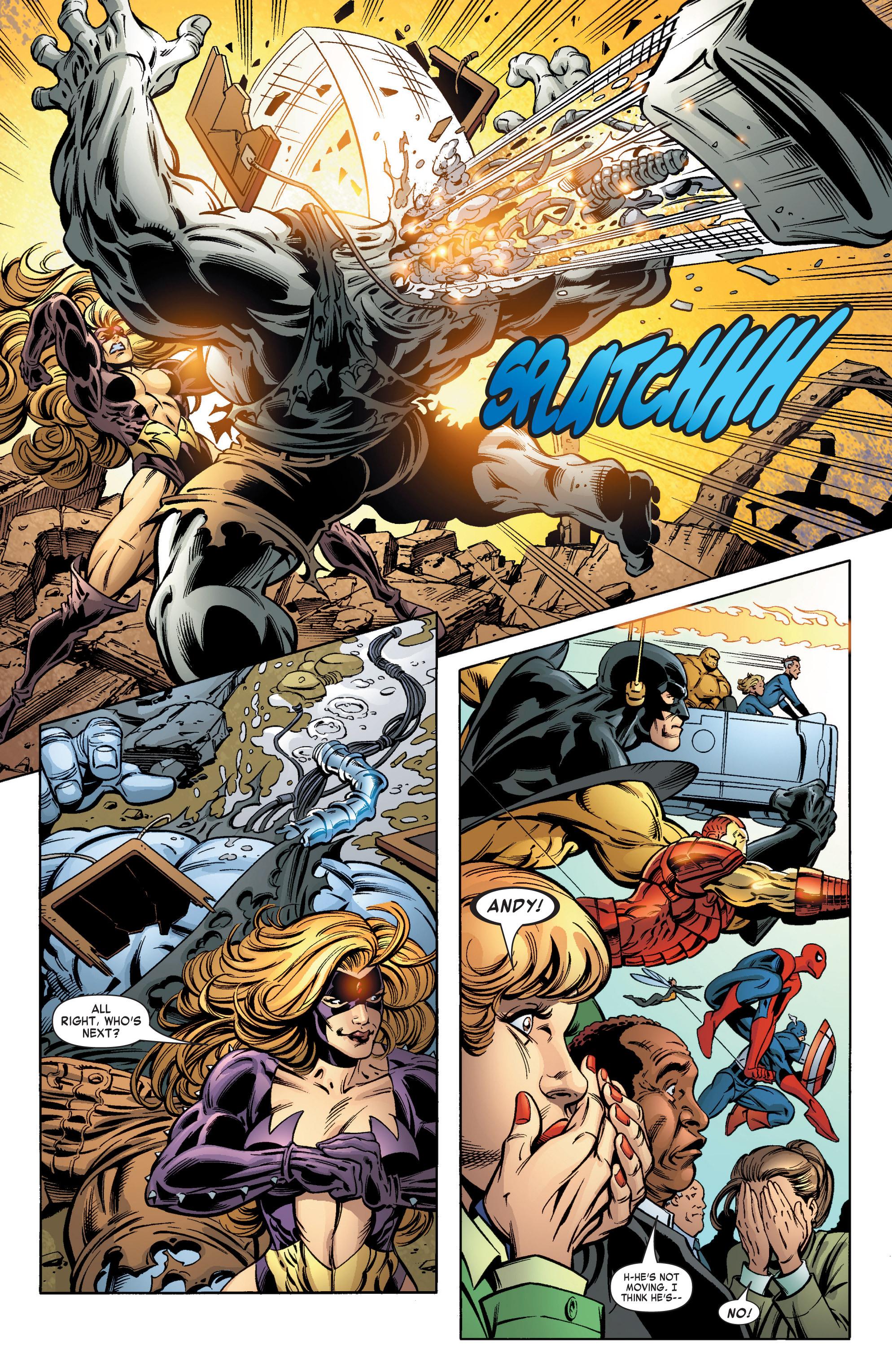 Read online She-Hulk (2004) comic -  Issue #12 - 12