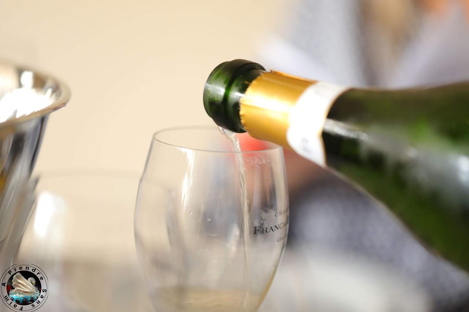 Visite et dégustations des Champagnes Franck Bonville