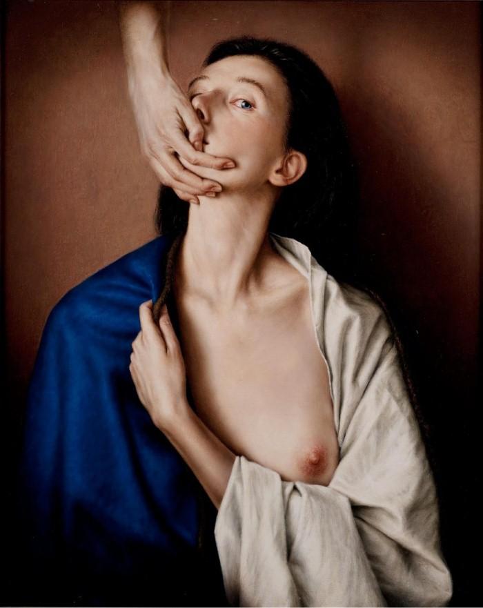 Сюрреалистические картины. Dino Valls 15