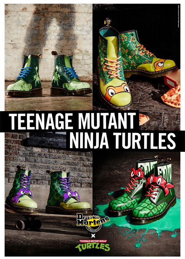 teenage mutant ninja turtles x dr martens collection sound in the