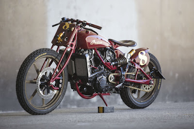 Indian Scout  by Roland Sands Design