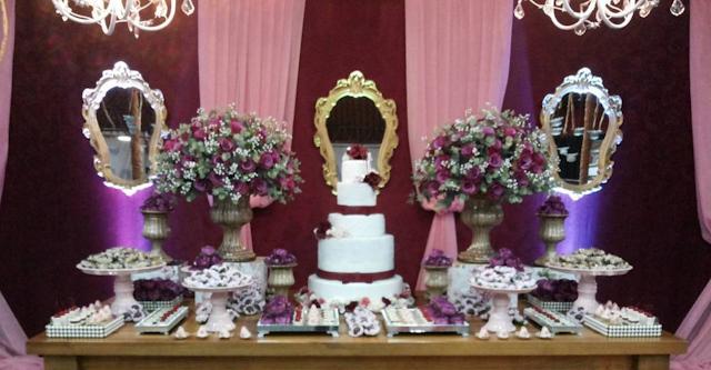 101 fiestas un estilo rom ntico y vintage para tus 15 a os for Decoracion romantica vintage
