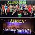 Corais internacionais da Alemanha e de Cabo verde -África se apresentam em Pilar nesta quata-feira (03)