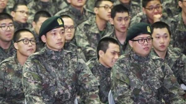 wajib militer korea selatan