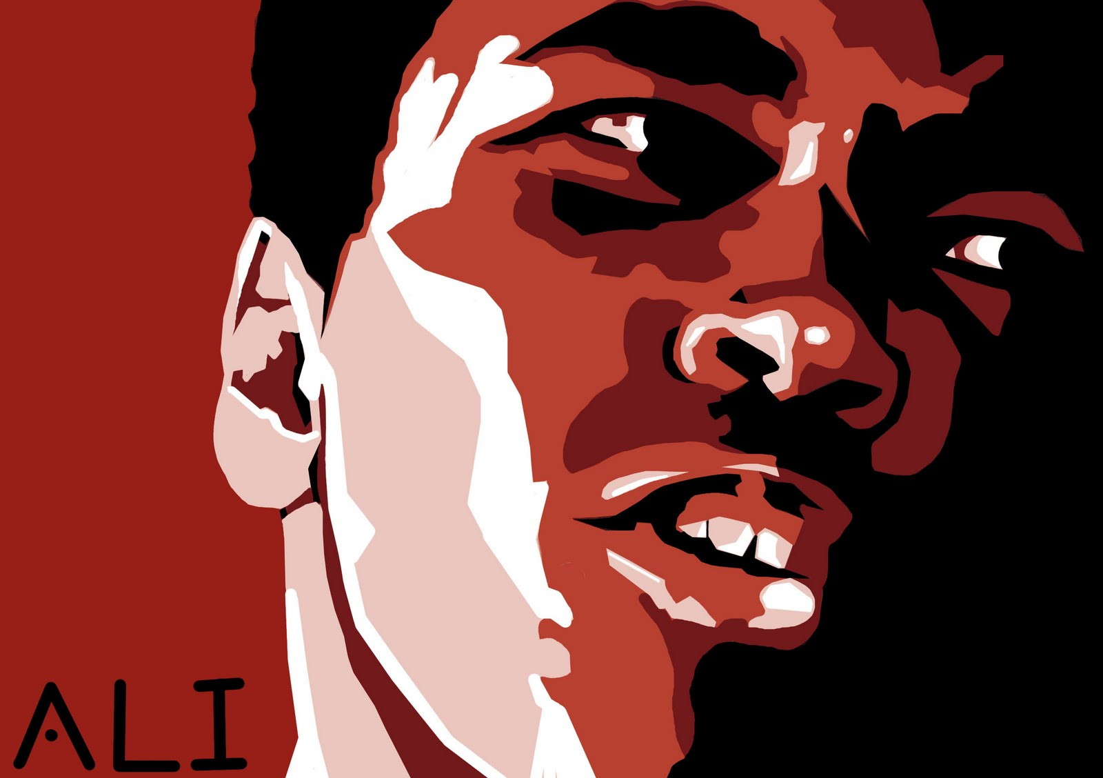 Ali As Wallpapers: Historical Wallpapers: Muhammad Ali (1942