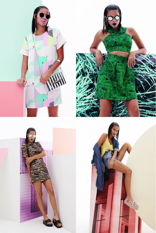 Primark S/S15 Lookbook & Preview Event