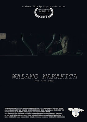 """Walang Nakakita"" (No One Saw), codirected by Migo and Coke Matas"
