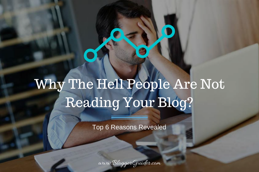 Why people are not reading your blog