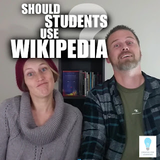 Should Students Use Wikipedia and What Should Teachers Do About It?