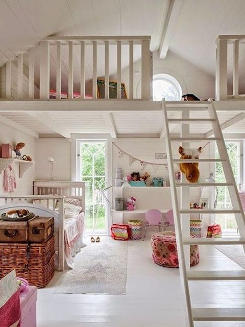 Bedroom Double Height 8