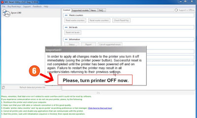 Resetter and Download Epson L360 Resetter Program Software