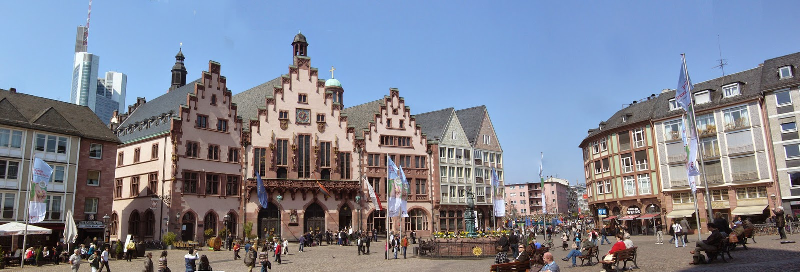 Dicas rápidas sobre Frankfurt