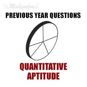 Previous Year Quant Questions | 12.07.2017