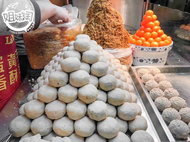 寧夏夜市必吃美食,人氣爆棚的銅板美食小吃,非芋頭空都被圈粉-劉芋仔蛋黃芋