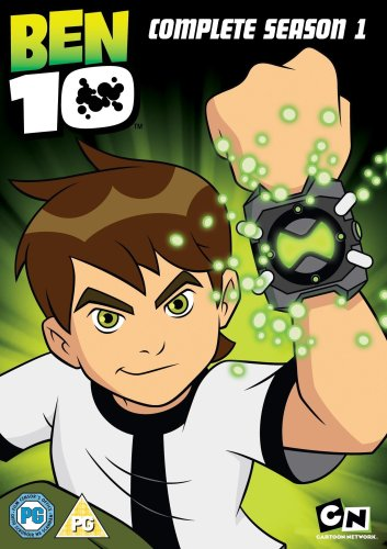 Ben 10 1ª á 4ª Temporada Torrent - TVRip Dublado