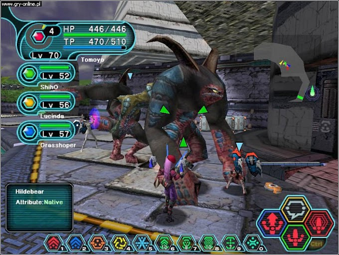 Phantasy Star Online Blue Burst [Offline Mode)(PC)