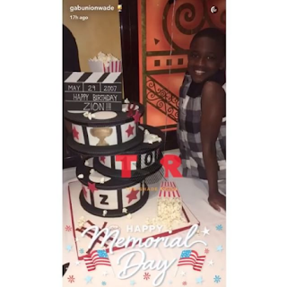 Is Dwyane Wade's Son Gay? Zion Celebrates 10th Birthday