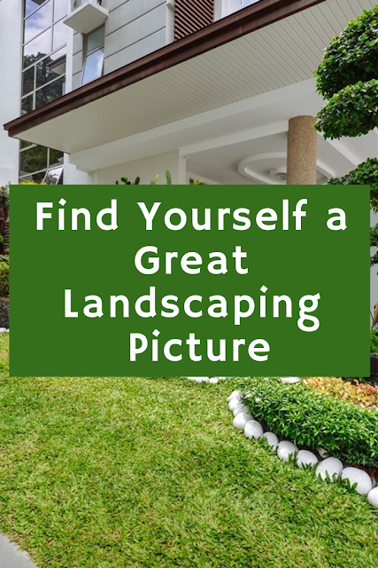 Find Yourself a Great Landscaping Picture