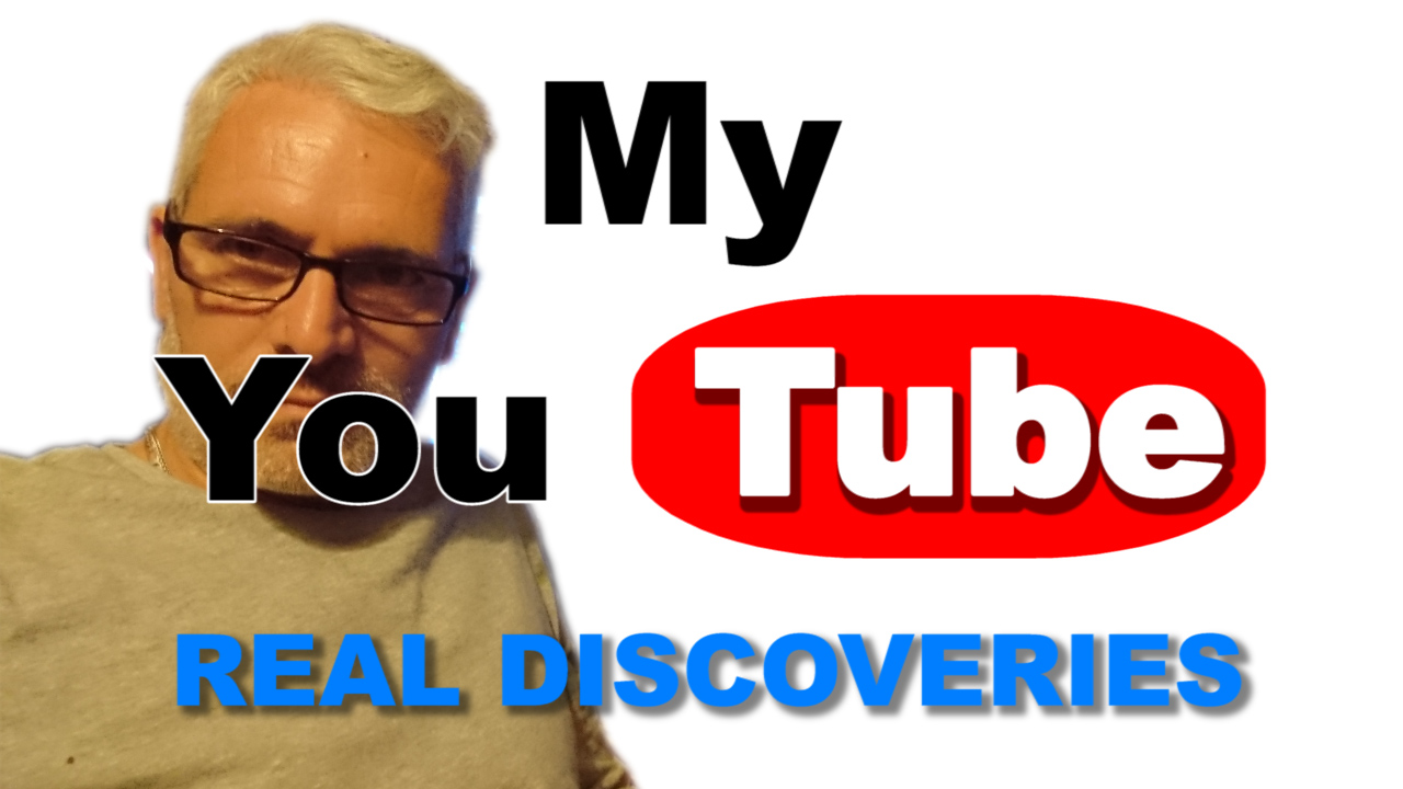 My You Tube Simon Brown.