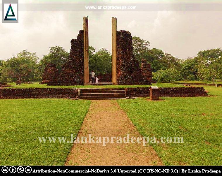 Jetavanaramaya Pilima Geya, Sri Lanka