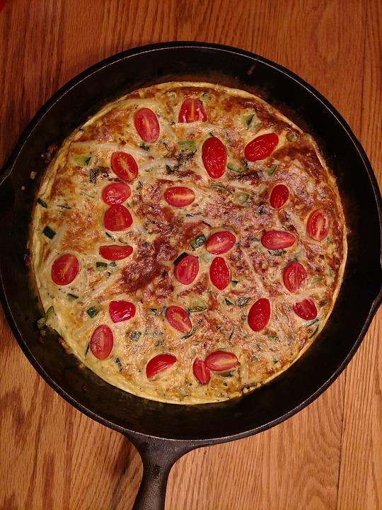 resep omelet italia