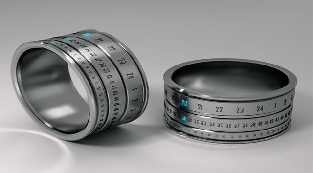 Gyűrűóra, az új magyar találmány