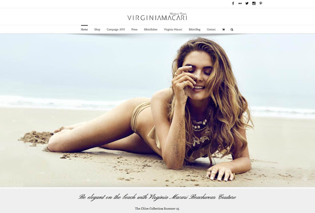 Virginia Macari – Responsive, Website Design, WordPress, Ecommerce